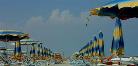 Giulianova Beach
