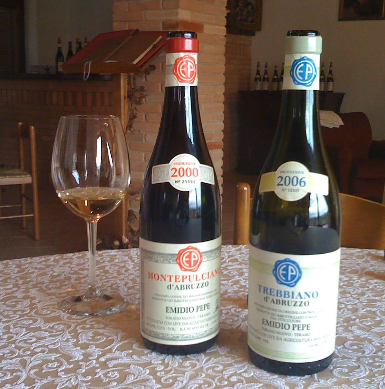 Emidio Pepe Wines