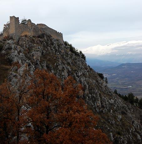 Ocre Castel