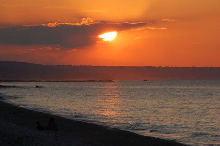 Mottagrossa Beach Abruzzo