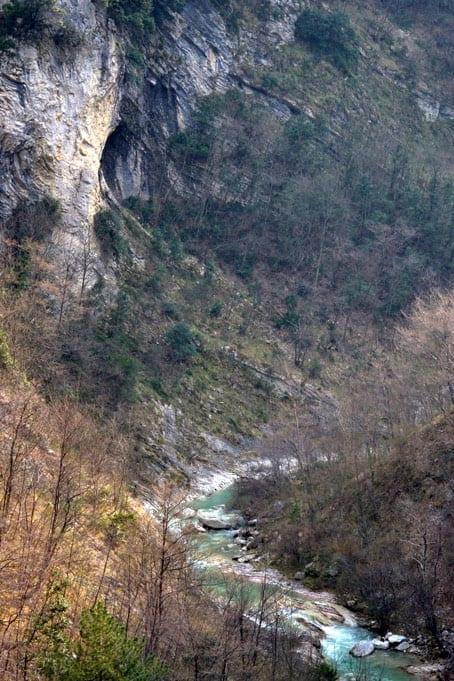 Salinello Gorge