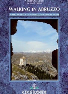Walking in Abruzzo, Stuart Haines