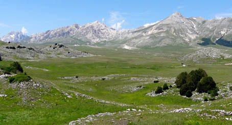 Castelli and Campo Imperatore - La Grande Quercia