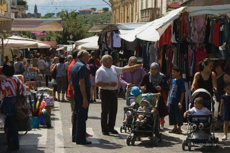 Loreto Aprutino Market
