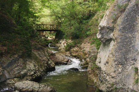 Orfento river