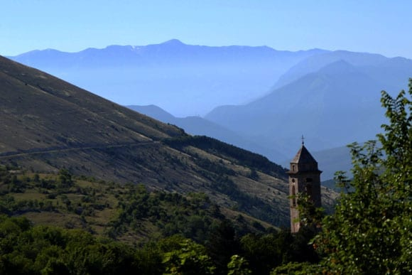 Santo Stefano Vistas
