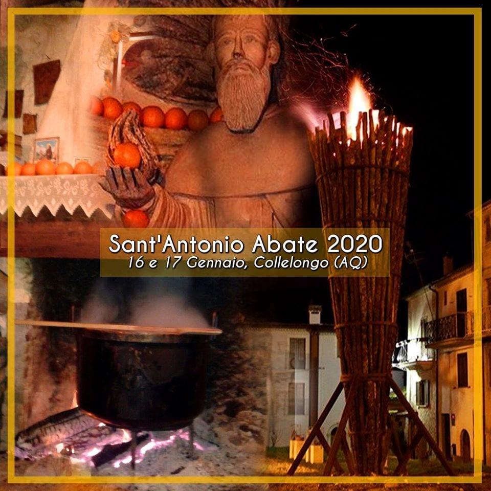 Collelongo's San'Antonio Abate Celebrations