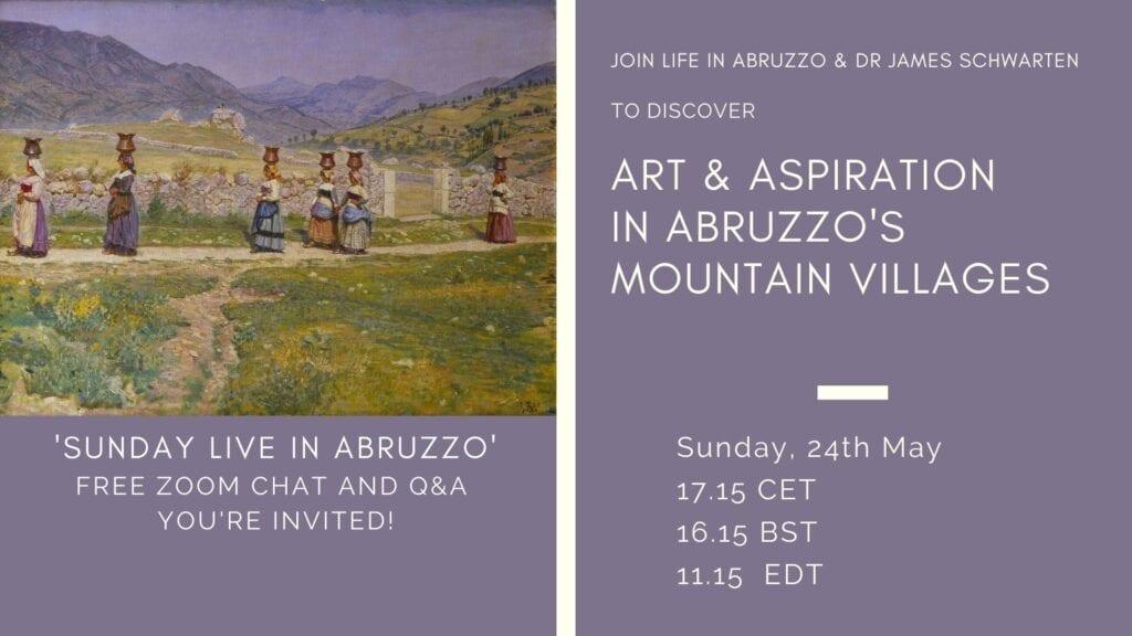 Art & Aspiration in Abruzzo's Mountain Villages
